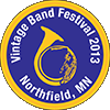 Vintage Band Festival logo