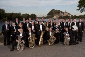 2012 Sheldon Brass Band photos