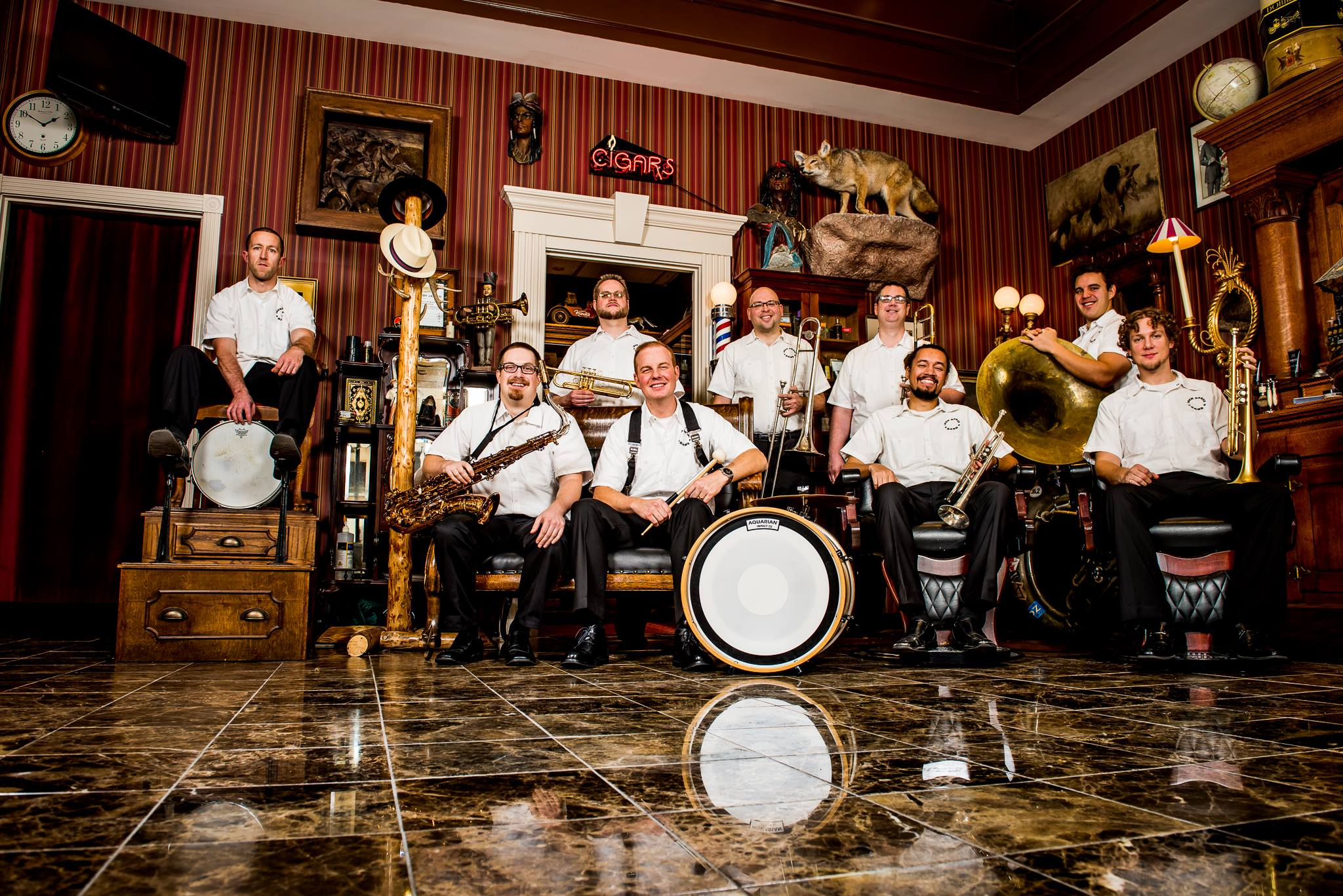 jack brass band