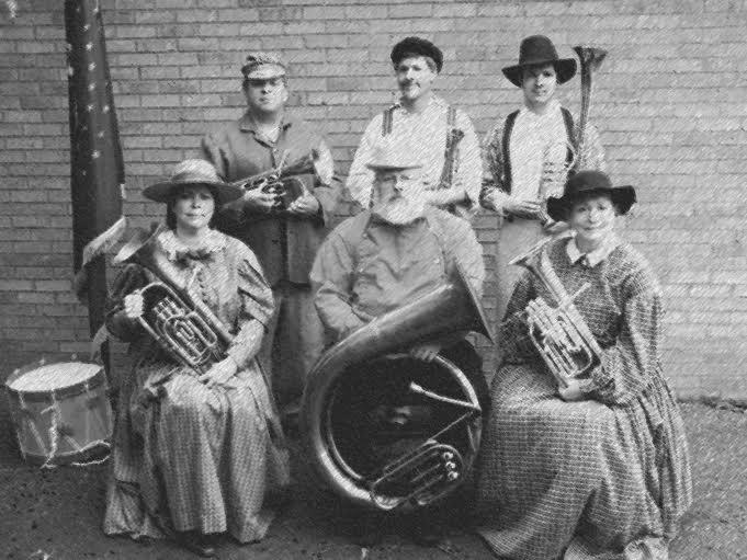Orphan Brigade Band